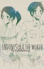 IndonesiaxTheWorld by matchaberry