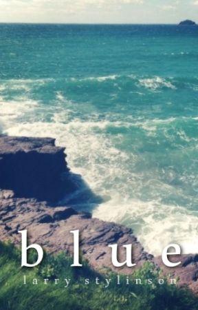blue ↬ l.s by larryuniverse