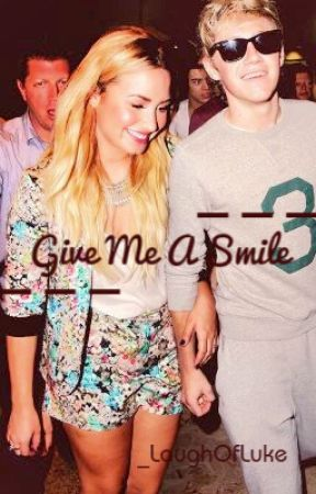 GIVE ME A SMILE [n.h] by _LaughOfLuke