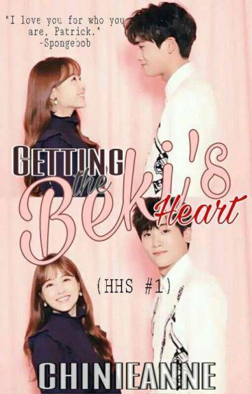 Getting the Beki's Heart (BTS JIMIN FANFIC)