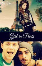 Girl in Paris by VendulaNovkov