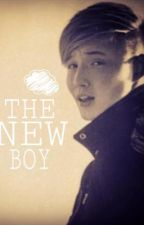 The new boy by AnnaogMarthe