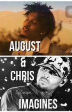 Chris & August Imagines by Eunique_