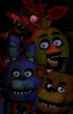 Five nights at Freddy's by Bluedragon2201