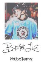 bucket list // j. megna by philbo5dumo8