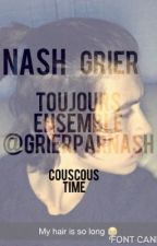 toujours ensemble { nash grier} by grierparnash
