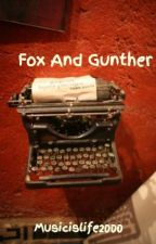 Fox And Gunther by Musicislife2000