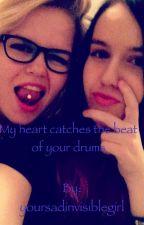 My heart catches the beat of your drums (CC bvb fanfic) by yoursadinvisiblegirl
