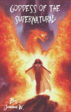 Goddess of the Supernatural by naenae3478