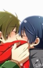 Smile. (A MakoHaru fanfic) by BeautifulDisaster422