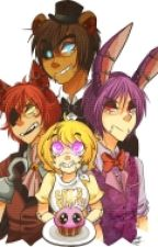 Five Nights At Freddy's Fic by Red_SoldierG