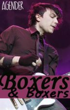 Boxers And Boxers (Frerard One-Shots) by agender