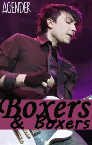 Boxers And Boxers (Frerard One-Shots)