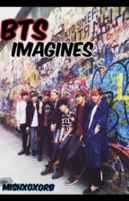 BTS IMAGINES by Mishxoxorb