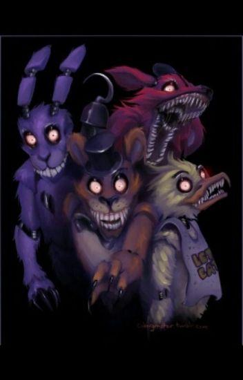 Five Nights at Freddy's (reader x animatronics) - Rain