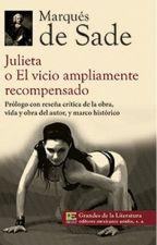 Julieta o El vicio ampliamente recompensado by ItzelFlores53