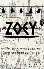 Zoey by Ravensparkles