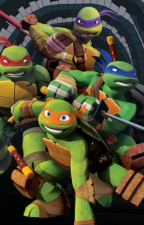 TMNT Boyfriend Scenarios - When you fight and he hurts you