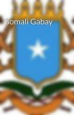 Somali Gabay by SomaliBookClub