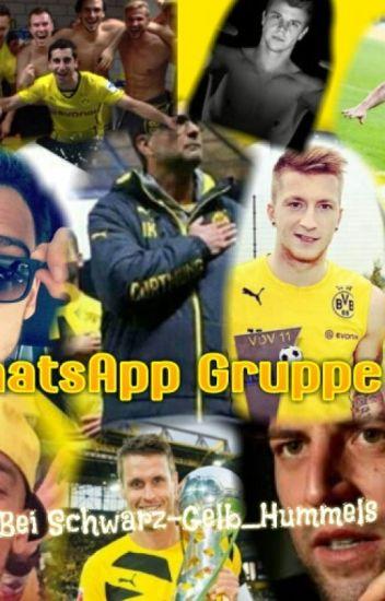 Whatsapp gruppe Bvb