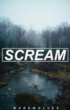 scream - teen wolf by wxrewolves