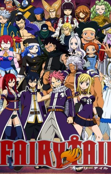 Fairy Tail One Shots.