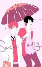 Sweet Fang - Prince Gumball x Marshall Lee by CazSama