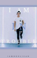 I am in trouble. - Cameron Dallas FF PL by iamHooligan