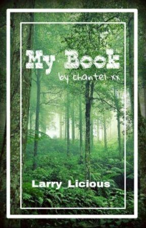 My Book by peachy_haz
