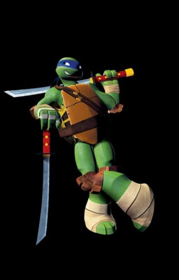 TMNT Boyfriend Senarios: Leo's Story: Leo and You Romance♡