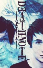 Death Note    Phan by HelloAnonymousWriter