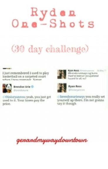Ryden 30 Day One Shot Smut Challenge