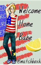 APH America x Reader : Welcome Home Babe LEMON by matchboxkc