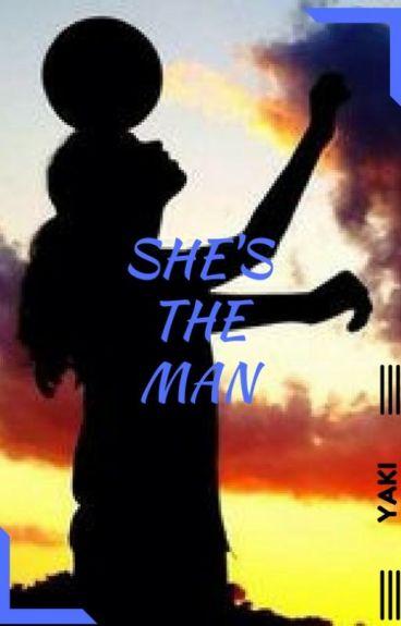 She's the Man (BTS - Jungkook)