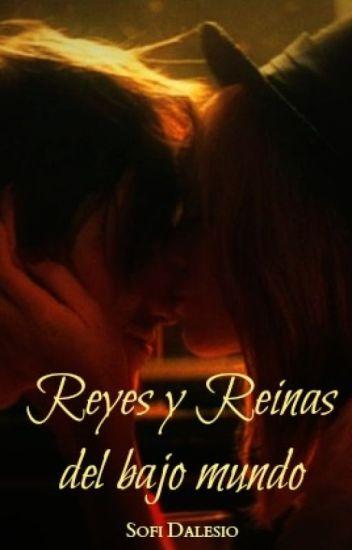 Reyes y Reinas del bajo mundo (Elysium #0.5)