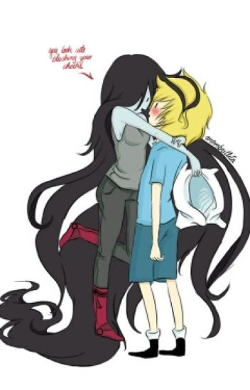 New Love Blossoms(Finn x Marceline)
