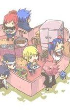 Valentines Day at Fairy Tail (Natsu x reader One-shot) by Iris_Natsu1817