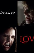 Aggressive Love: Kol and Elena by 9821bella