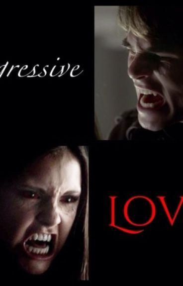 Aggressive Love: Kol and Elena