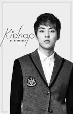 Kidnap (Xiumin EXO) by stormtear
