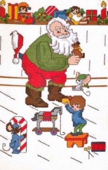 Santa's soldier. by TeamEmmettandKellan