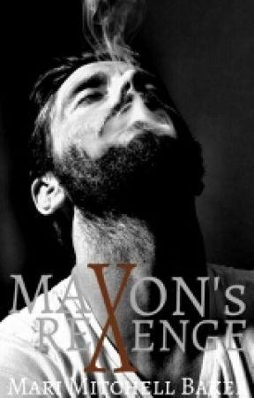 Maxon's Revenge -BK2 TPBS - Completed 1st draft by MariMitchellBaker