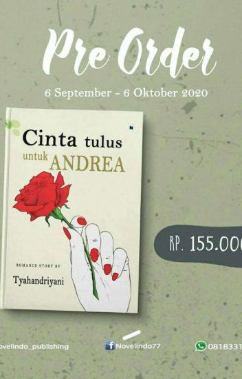 Cinta Tulus untuk Andrea