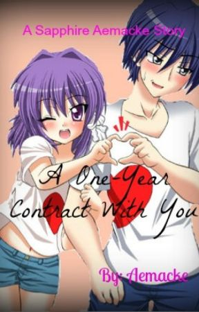 A One Year Contract With You by aemacke_14