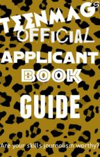 TeenMag's Official Applicant Book Guide by TeenMag