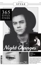 Night Changes||Sequel to My New Neighbour by Potatoes26