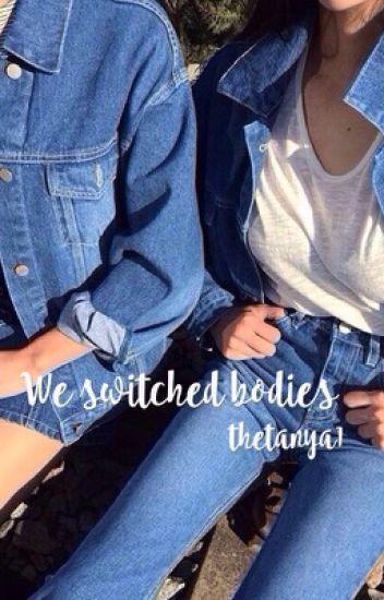 Мы поменялись телами(редактируется!)