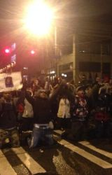 Ferguson Verdict and the Protesting of Shameful Injustice by RhondaFrost0