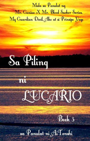 Sa Piling ni Lucario Book 3