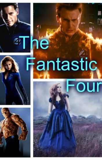 The Fantastic Four (The Human Torch) Marvel Story Book 1
